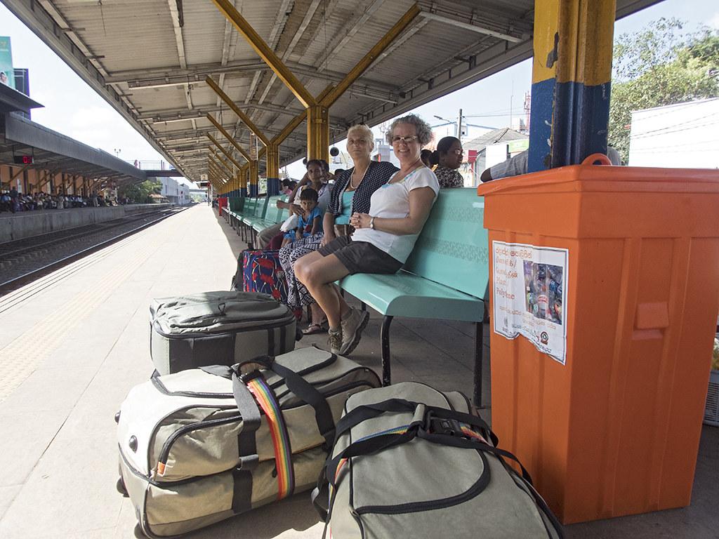Gampaha Station  Sri Lanka