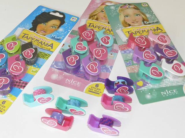 regali di natale handmade - washi tape nice