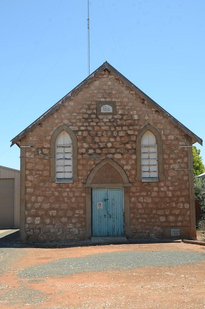 DSC_3709 former Woolford Memorial Methodist Church, Stott Highway, Sedan, South Australia