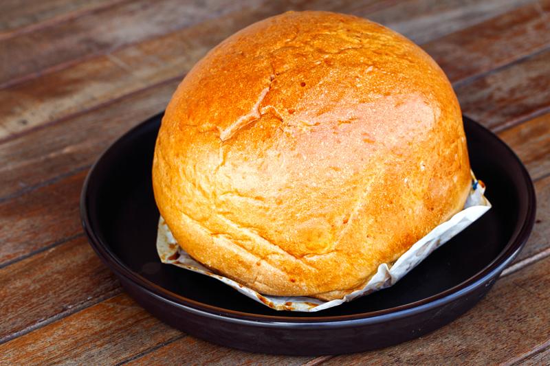 lucky king bun seremban Chicken Curry Bun