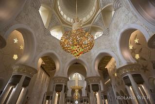 Abu Dhabi - Sheikh Zayed Mosque