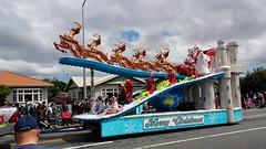 Christchurch Christmas Parade 2015
