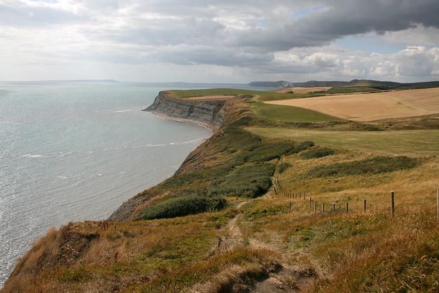 Climbing Houns-tout Cliff