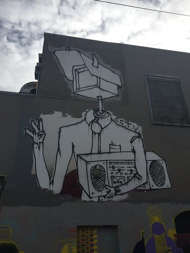 Erie St. mural