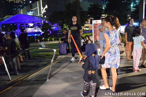 Star Wars: Galactic Celebration event in BGC by Globe and Star Wars (Disney)