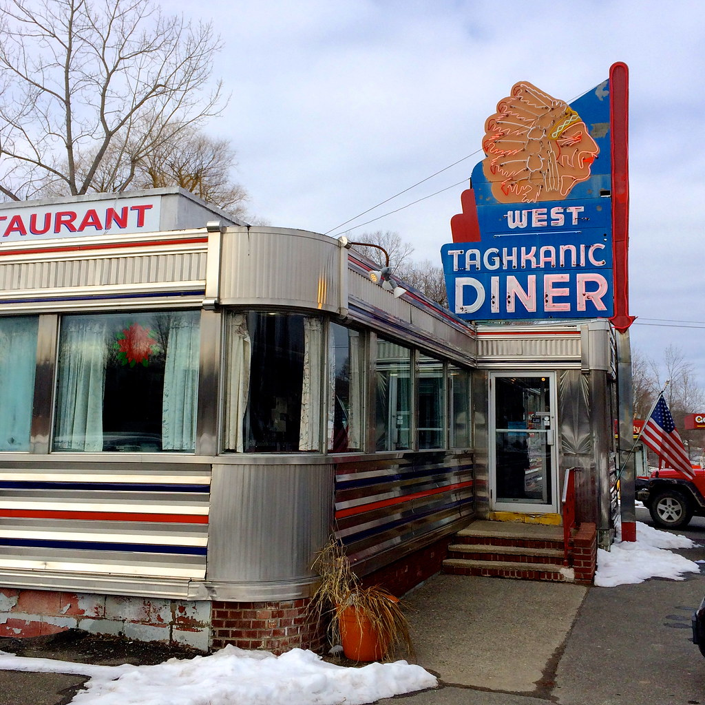 West Taghkanic Diner Ancram, NY New York - Retro Roadmap