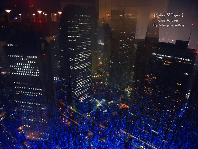 東京新宿都廳免費無料夜景45F (4)