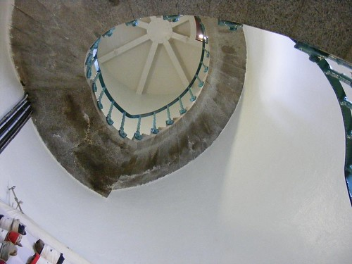 Spiral Staircase, Fanad Lighthouse