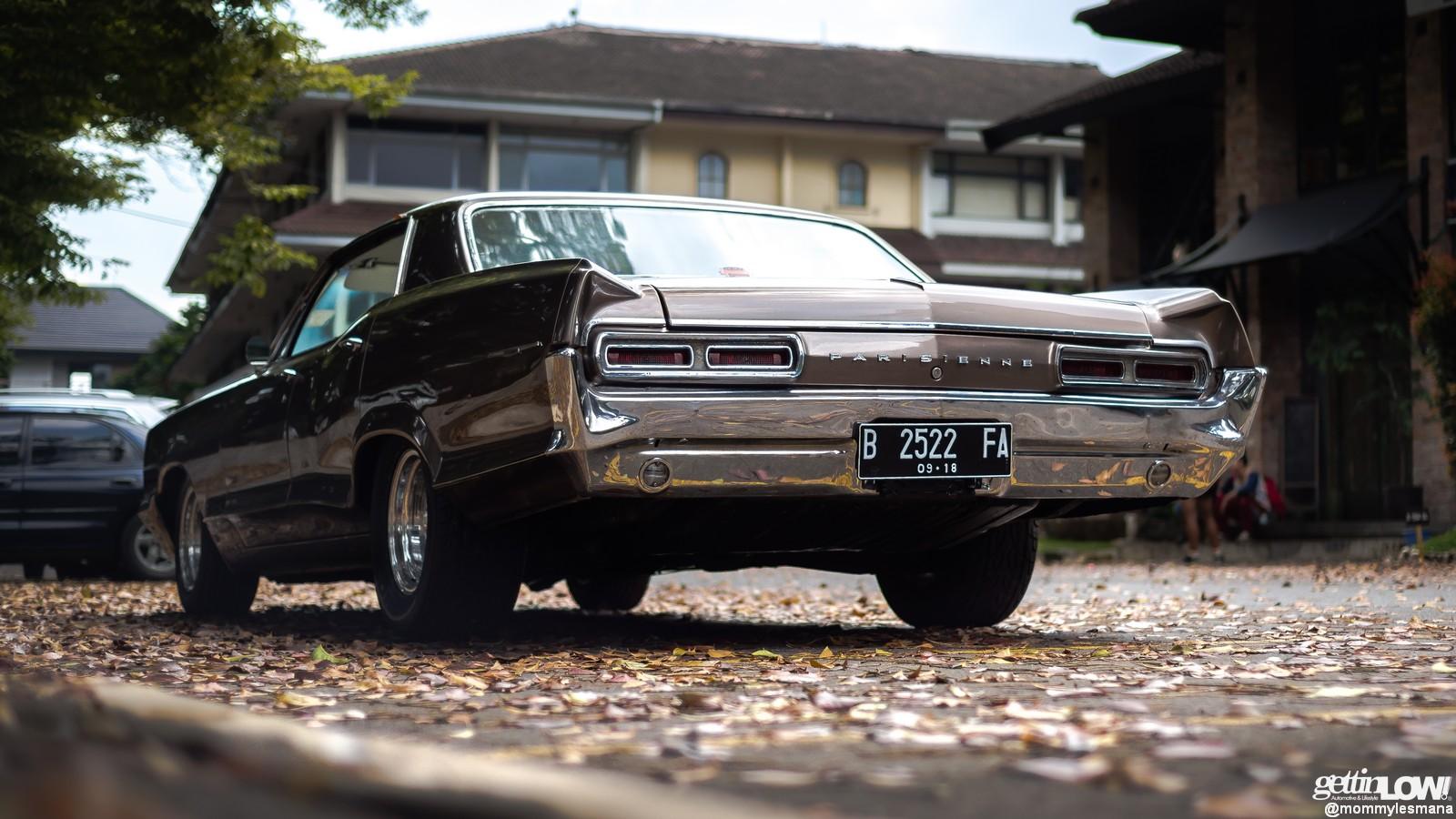 Pontiac Pariesienne 1966