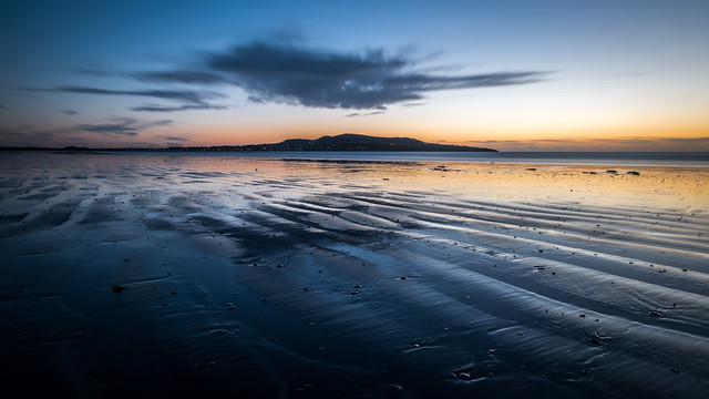 Bull Island at sunrise - Dublin, Ireland - Landscape photography