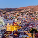 The magical town of Guanajuato, central Mexico by Maria_Globetrotter