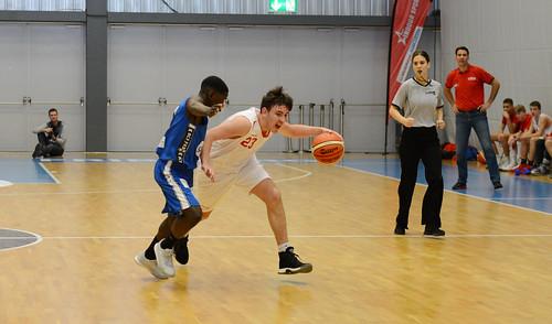 Grande Finale Fribourg Académie U16m -  Swiss Central Basket 36