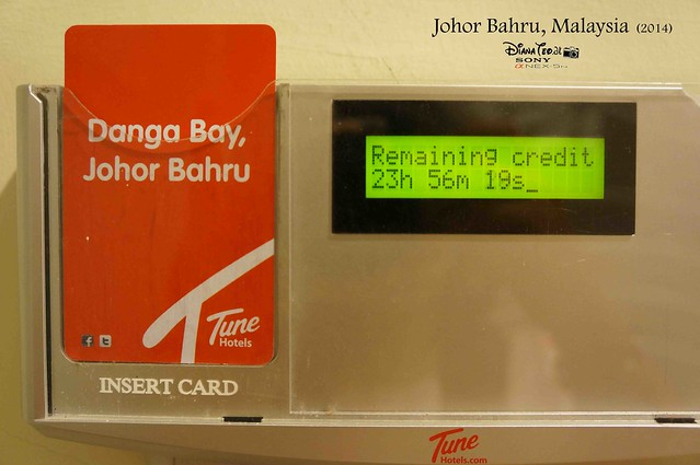 Tune Hotel Danga Bay, Johor Bahru 04
