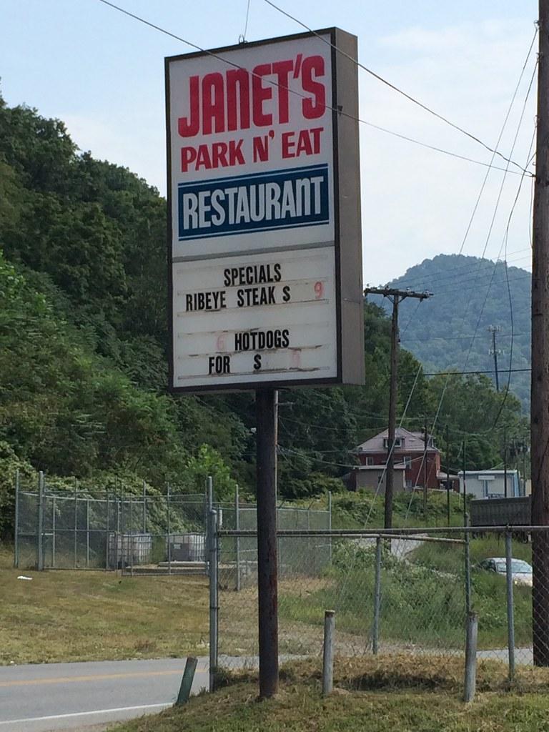 Janet's Park & Eat