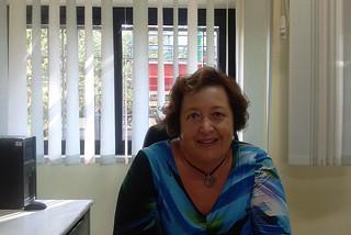 Noicattaro. Il Dirigente della Pascoli, prof.ssa Daniela Menga front