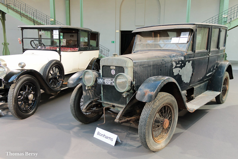 [75][04 au 08/02/2015] 40ème Salon Retromobile - Page 17 20596118193_2a0280b860_c