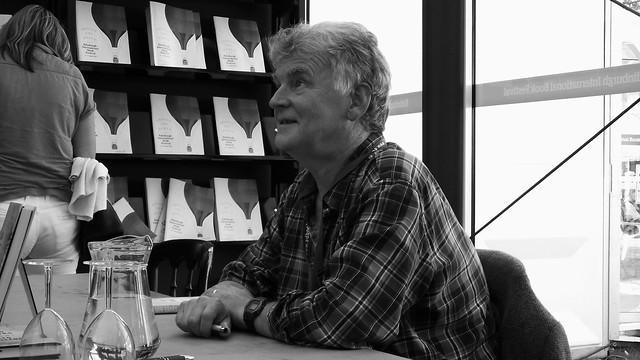 Edinburgh International Book Festival 2015 - Ken MacLeod 03