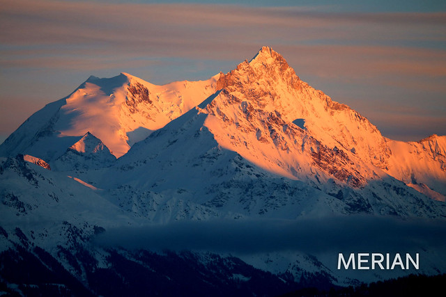 Aussichten wie gemalt: die Walliser Alpen