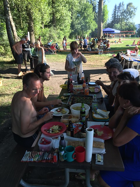 Paraotic Sommergrillen 30.08.2015