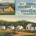 Mt. Jefferson Tourist Court and Restaurant - Randolph, New Hampshire