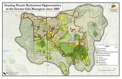 Grazing_Permit_Retirement_Opportunities in the Greater Gila Bioregion