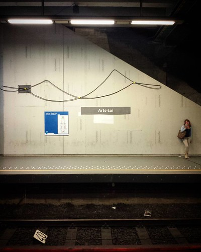 'Arts-Loi' - #Brussels #Belgium #metro #arts-loi #photography #stib #mivb  #publictransport #people #subway #underground