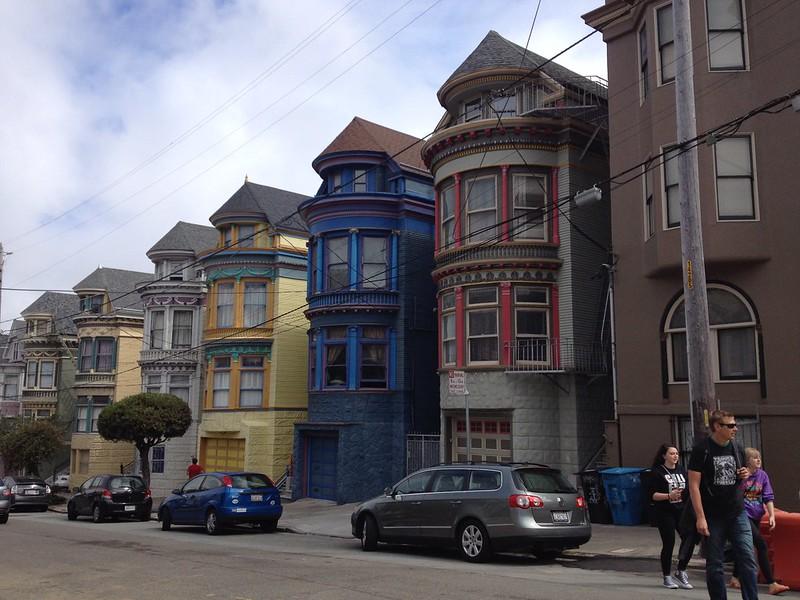 Haight Houses