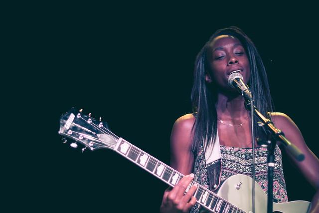 CJ Mills @ Reverb | 9.4.15 | Benson Femme Fest