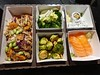 trying new delivery service Bento in San Francisco