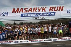 Masaryk Run vítězem ankety o závod první poloviny roku