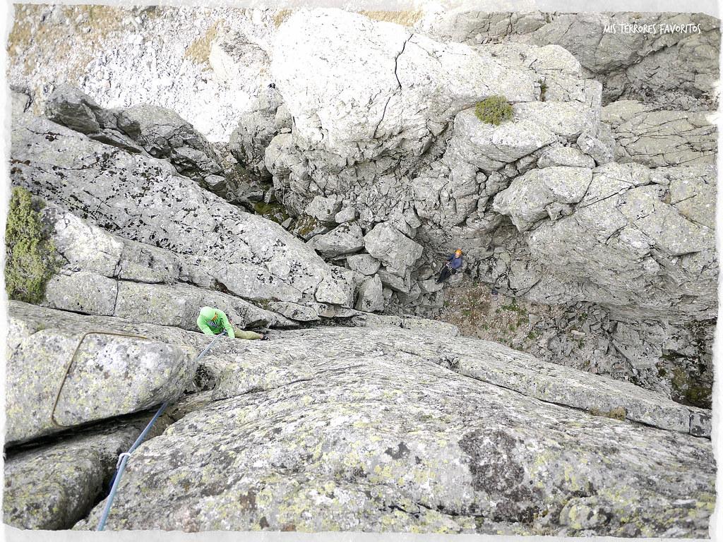 EL TRONO DE PIEDRA - TYRION LANNISTER 160 m 6A O 6CA0 - VILLAREJO