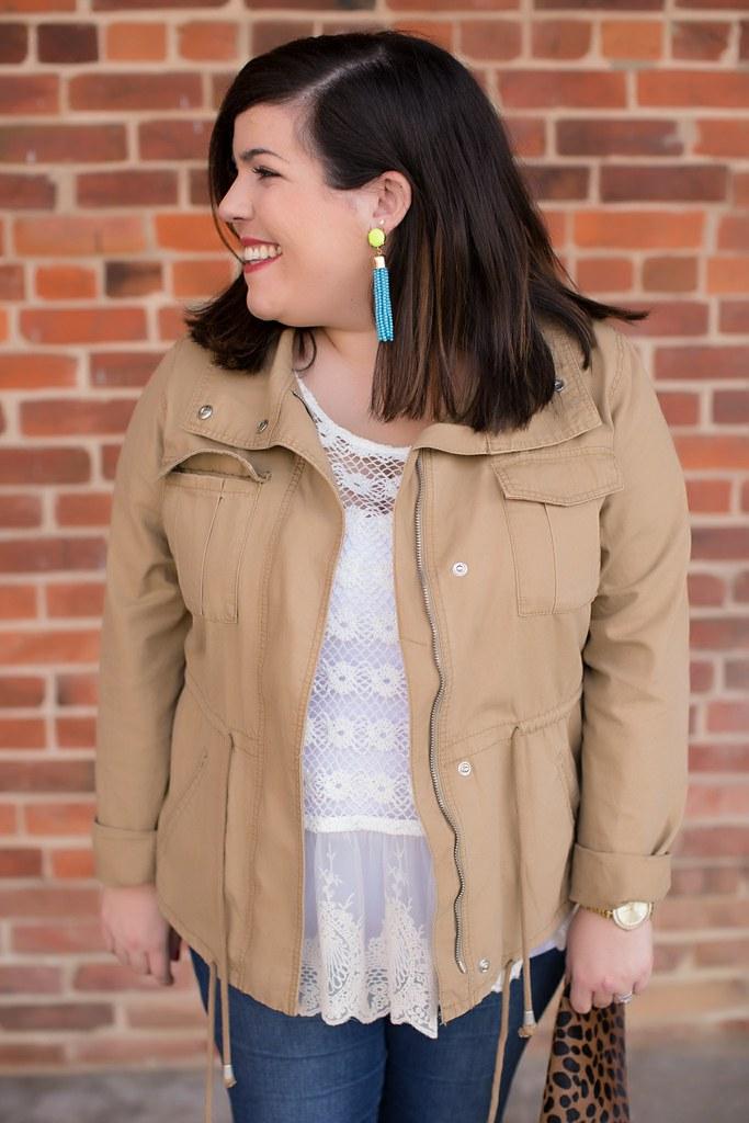 Tassel Earrings, BaubleBar, Head to Toe Chic