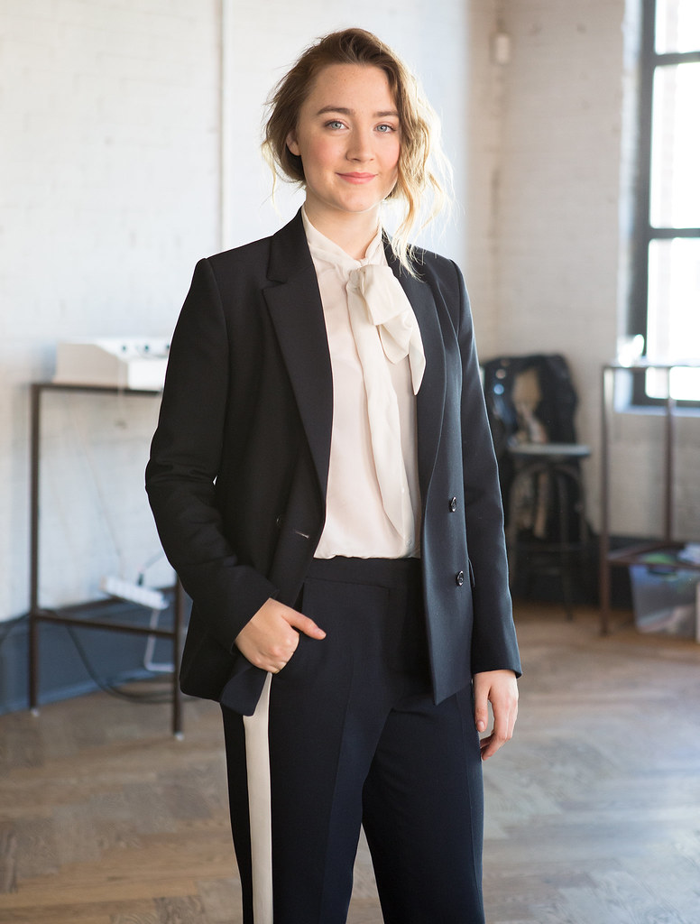 Сирша Ронан — Фотосессия для «Бруклин» на «TIFF» 2015 – 6