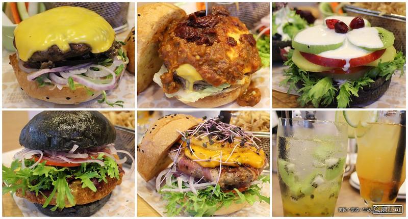 Fanier chef's burger費尼主廚漢堡 忠孝店【台北大安區美食餐廳】內湖費尼餐廳的新風貌,Fanier chef's burger費尼主廚漢堡(忠孝店)