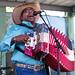 Jeffery Broussard and the Creole Cowboys, Festivals Acadiens et Créoles, Oct. 10, 2015