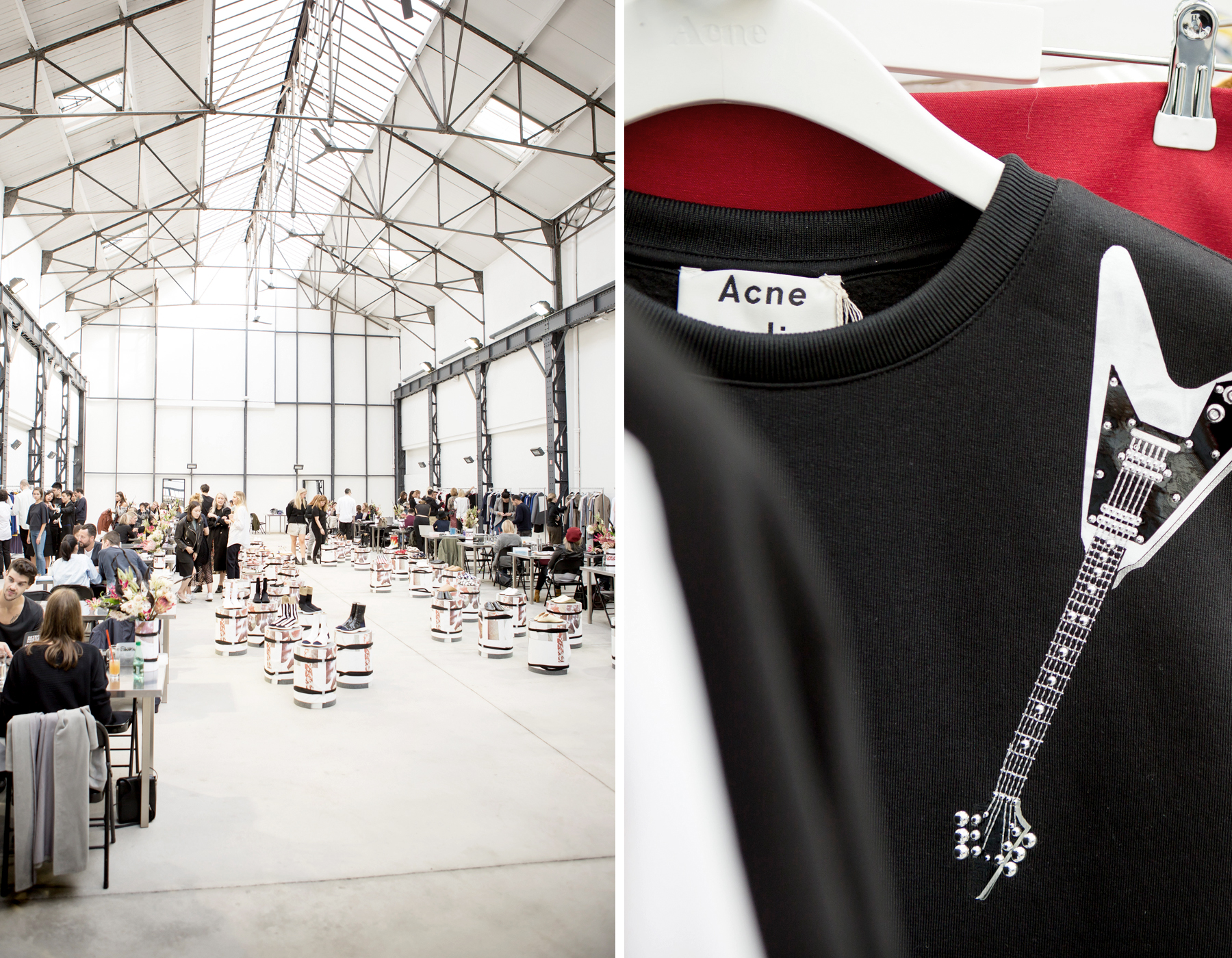 acne studios paris showroom resee ss2016 pfw fashionweek scandinavian design minimal chic ricarda schernus fashionblogger cats & dogs blog 6