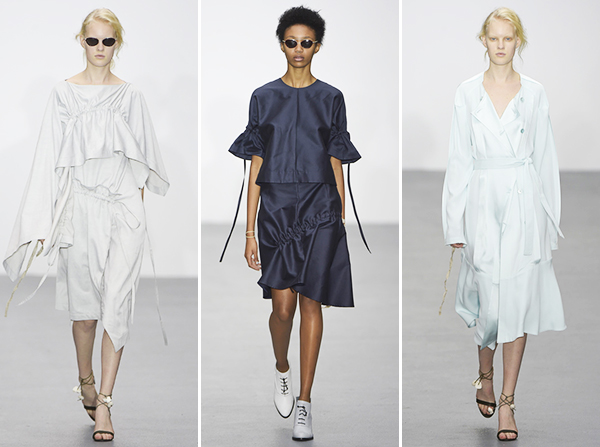 London Fashion Week Spring 2016 Collection