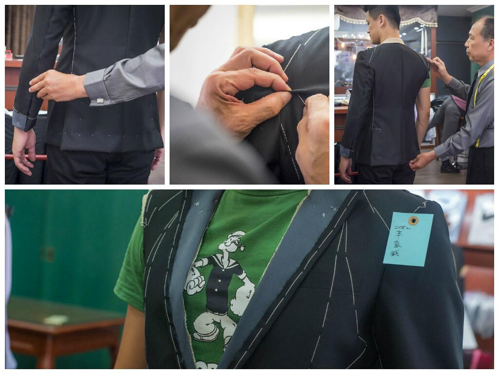 第一次到訪高雄拿破倫手工西服店,我終於明白高武雄師傅被高雄在地人推薦的原因了!01 (4)