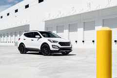 Hyundai Santa Fe by GREATONE!