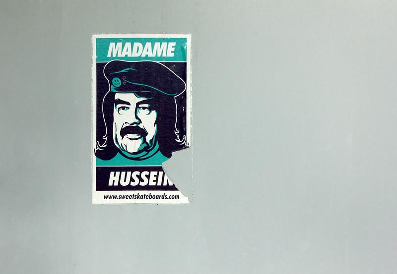 Madame Hussein