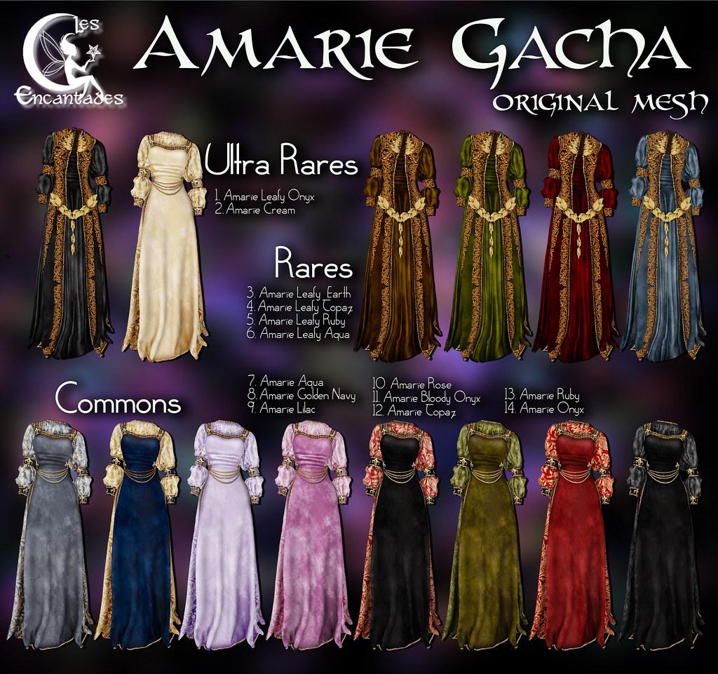 Amarie Gacha key @The Gathering