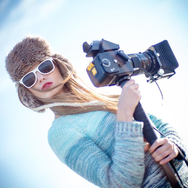 Hasselblad Leica Fashion
