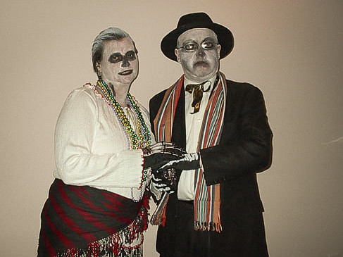 Mr and Mrs Zombie