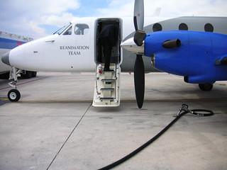 Beechcraft K1900c F-GVLC -034r