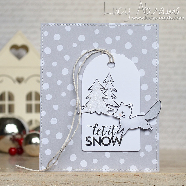 Let It Snow by Lucy Abrams