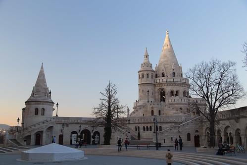 Halászbástya, Budapest