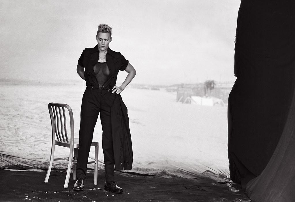 Кейт Уинслет — Фотосессия для «Vogue» IT 2015 – 3