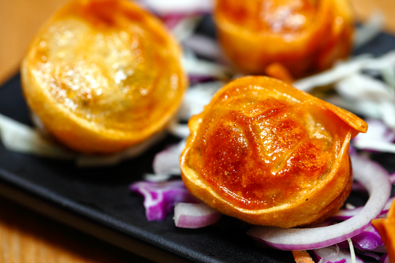 Korean-Dumpling