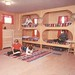 Hilltop Ranch Bunk House - Colora, Maryland by The Cardboard America Archives