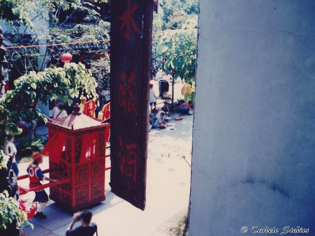 Tang Dynasty City 07